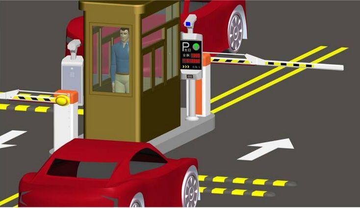 使用汽车车牌识别系统对停车场管理有何好处呢?             1.